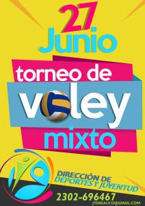 TORNEO DE VOLEY