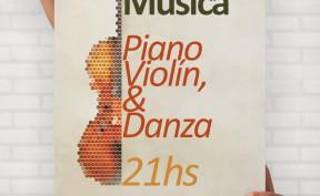 VIERNES DE MUSICA (24 de Junio)